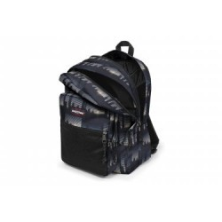 Eastpak Sac a Dos Pinnacle Upper East Stripe Gris