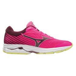 Chaussures de Running Femme Mizuno Wave Rider 22 Rose