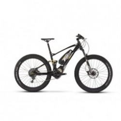 VTT électrique semi-rigide Fantic XF1 Casa plus  / Sram GX 11Vitesses/2017 / Black/Gold