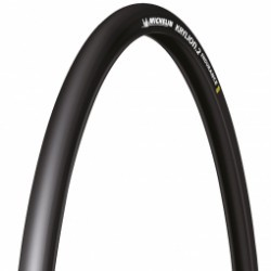 Pneu VTT michelin  FORCE AM COMP 700x28 tringle souple  couleur noir