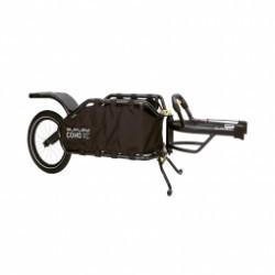 Remorque bagages Burley Coho XC noir .