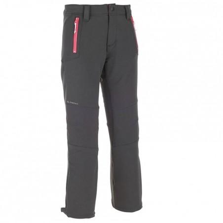 Pantalon de randonnée fille Hike 950 noir