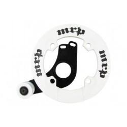 Guide Chaîne MRP LRP Partycrasher 32-36 Dents + Party Crasher Lite ISCG Blanc