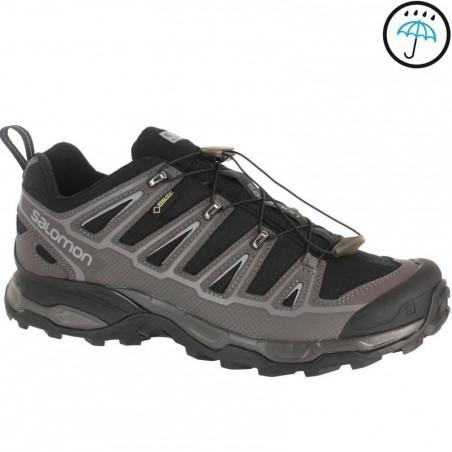 Chaussures de randonnée homme Salomon X Ultra Gore-Tex noir