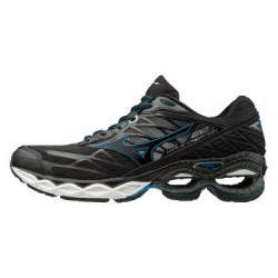 Chaussures de Running Mizuno Wave Creation 20 Noir / Bleu