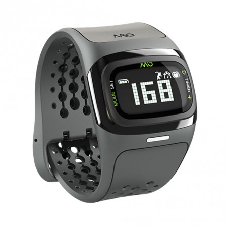 Montre Cardiofréquencemètre Bluetooth Alpha 2