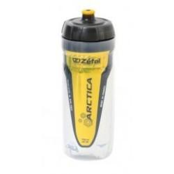 Bidon ZEFAL Artica Isotherme couleur Jaune contenance 550 ml