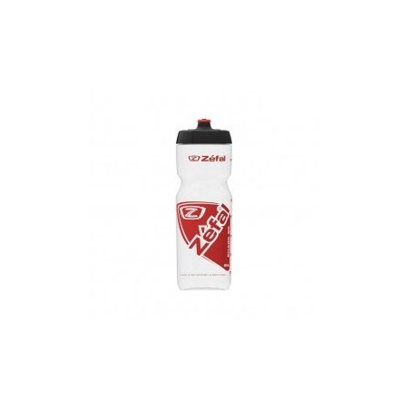 Bidon ZEFAL Shark couleur Rouge contenance 800 ml