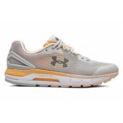 sports shoes a08ea ba915 Chaussures de Running Femme Under Armour HOVR Guardian Gris   Orange