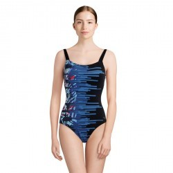 MAILLOT DE BAIN 1 PIECE Aquagym femme ARENA DIANA WING BACK ONE PIECE