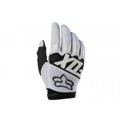 Gants Long Dirtpaw Blanc