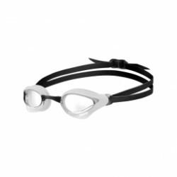 ARENA Cobra Core -  Clear White Black - Lunettes Natation