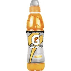 NUTRITION   GATORADE GATORADE 50CL ORANGE
