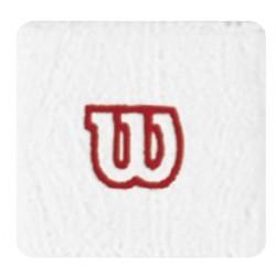 ACCESSOIRE TEXTILE DE TENNIS  adulte WILSON W WRISTBAND WH