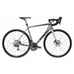 Vélo de Route Trek Emonda SL 6 Disc Shimano Ultegra 11V 2019 Gris / Noir