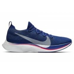Chaussures de Running Nike Vaporfly 4% Flyknit Bleu