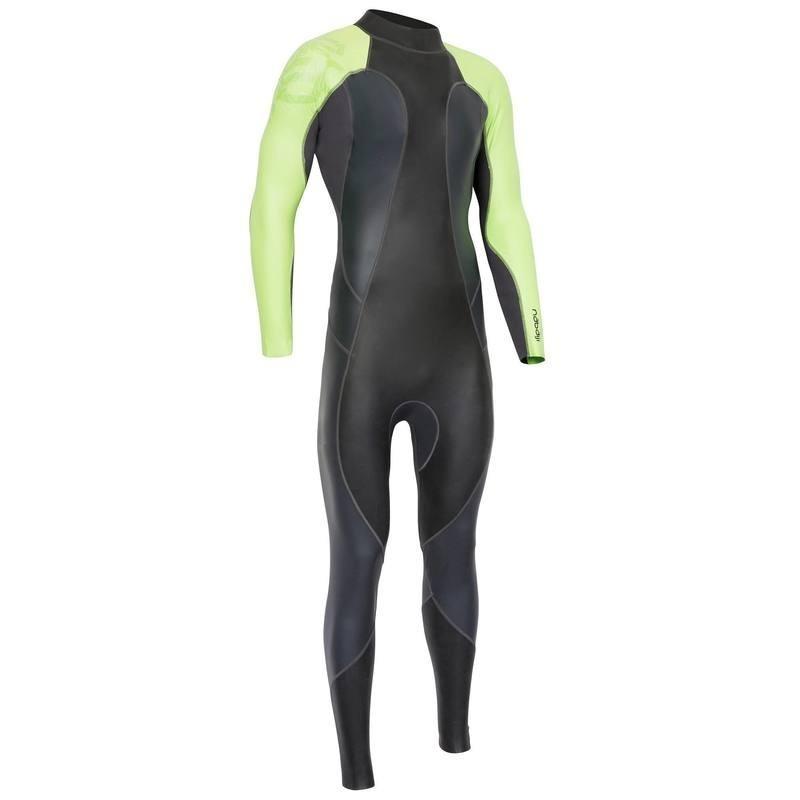 nouveau authentique mode de vente chaude spécial chaussure Combinaison néoprène nage eau libre OWSwim 1/0mm homme eau temperé - avis /  test