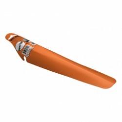 VELOX  garde boue arrière à clip couleur orange