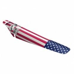 VELOX  garde boue arrière motif drapeau USA