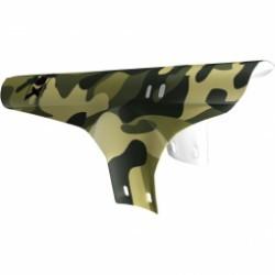 VELOX  garde boue avant collier motif camouflage