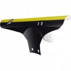 VELOX  garde boue avant collier couleur noir et jaune
