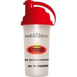 NUTRITION   INKOSPOR XTREME Shaker X-Treme 700ml