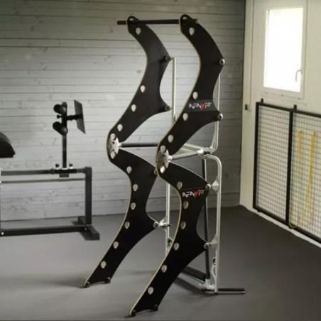 Infinyfit : la salle de fitness mobile