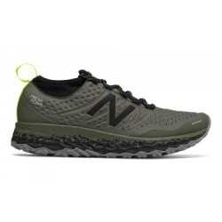 half off 23fdb 9e6c3 Chaussures de Trail New Balance Trail Fresh Foam Hierro V3 Kaki   Camouflage