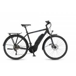 Vélo de Ville Électrique Winora Yucatan 20 Shimano Deore XT 10V Noir 2019
