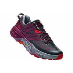 Chaussures de Running Hoka One One Speedgoat 3 Rouge / Noir