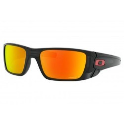Lunettes Oakley Fuel Cell Black / Prizm Ruby Polarized / Ref: OO9096-K060