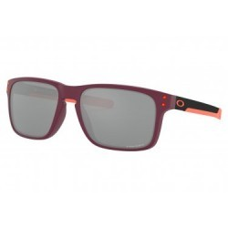 Lunettes Oakley Holbrook Mix Ember Collection / Matte Vampirella / Prizm Black / Ref. OO9384-1687