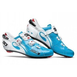 Chaussures Route Sidi Wire Air Carbon Bleu/Blanc