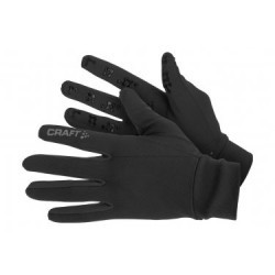 Paire de Gants Running Craft Thermal Multi Grip Noir