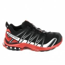 Chaussure de runningRando - Trail SALOMON XA Pro 3D GTX Noir Rouge