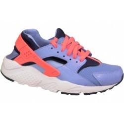 a0e987d068b03 Nike Huarache Run Gs 654280-402 Garçon chaussures de sport Bleu