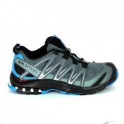 Chaussure de runningRando - Trail SALOMON XA Pro 3D Bleu Noir