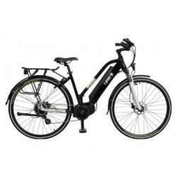 Vélo de Ville Électrique T-Bird Riviera  Shimano Altus 8V Noir 2019