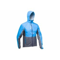 Veste Impermeable Raidlight Top Extreme MP+ Bleu Gris