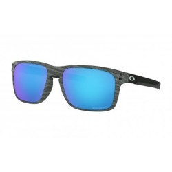 Lunettes Oakley Holbrook Mix Woodstain Collection / Frotswood / Prizm Sapphire / Ref. OO9384-1257