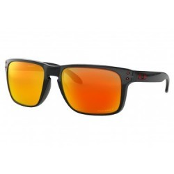 Lunettes Oakley Holbrook XL Black Ink / Prizm Ruby Polarized / Ref. OO9417-0859