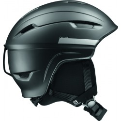casque ski   SALOMON HELMET CRUISER PLUS BLACK