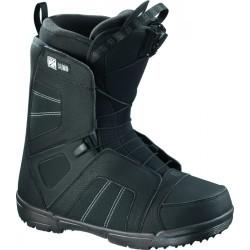 BOOTS  homme SALOMON SNOW BOOTS TITAN QKLOCK BK/ATOB/