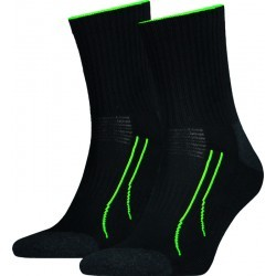 CHAUSSETTES   PUMA PUMA CELL TRAIN SHORT SOCK 2P