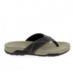 Sandale, Nu-piedNu pied et sandale TBS Ulrhick Marron
