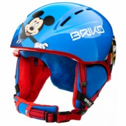 Casque De Ski Briko Kodiakino Disney Shiny Blue Red