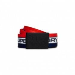 Ceinture Superdry Trophy Belt Tri Colour