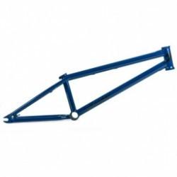 Cadre BMX Freestyle TALL ORDER 187 V2  GLOSS DEEP BLUE