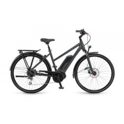 Vélo de Ville Femme Winora Sinus Tria 8 Shimano Acera / Altus 8V Dullgrey