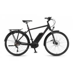 Vélo de Ville Electrique 2018 Winora Sinus Tria 10 Shimano Deore 10V Noir
